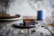 Трюфельный пирог с корицей в мультиварке